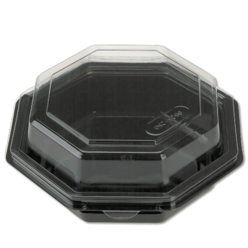 Reynolds Plastic Hinged Lid Carryout Container SKU#REY2629, Reynolds Plastic Hinged Lid Carryout Containers SKU#REY2629