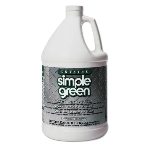Simple Green Crystal Industrial Strength Cleaner-Degreasers SKU#SMP19128, Simple Green Crystal Industrial Strength Cleaner-Degreaser SKU#SMP19128