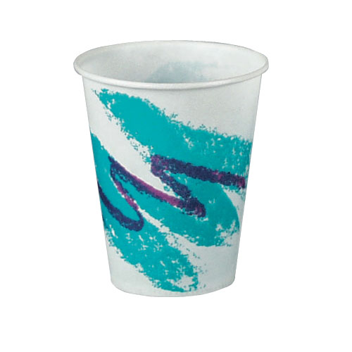 Solo Wax-Coated Paper Cold Cup SKU#SCCS16J, Solo Wax-Coated Paper Cold Cup SKU#SCCS16J