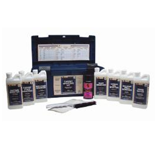 SSS Carpet Stain Removers Spotters Kit SKU#SSS48025, SSS Carpet Stain Removal Spotter Kit SKU#SSS48025