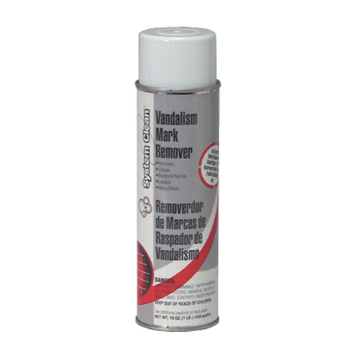 System Clean Vandalism Mark Removers SKU#SYS2070, System Clean Vandalism Mark Remover SKU#SYS2070